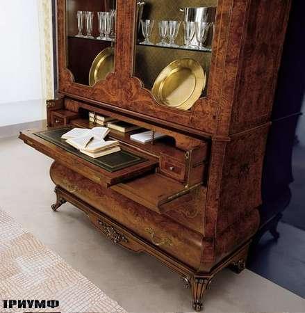 Итальянская мебель Grilli - Трюмо  ( витрина-секретер )