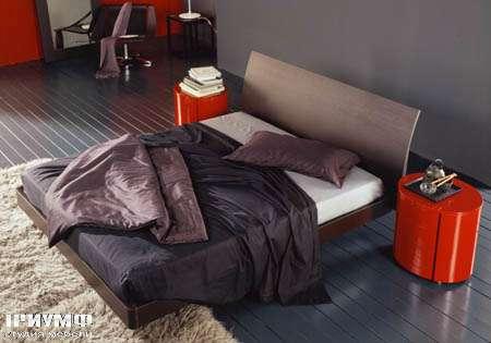 Итальянская мебель Vittoria - кровать  Marina Giovane