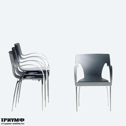Итальянская мебель Driade - Стул гнутый