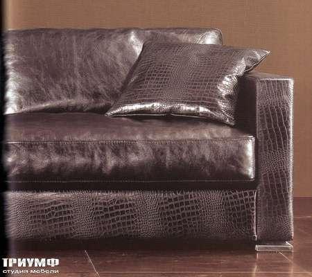Итальянская мебель Rugiano - Диван Cassandra