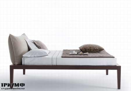 Итальянская мебель Orizzonti - кровать Moheli 3