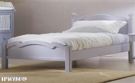 Итальянская мебель De Baggis - Кровать L0441bis
