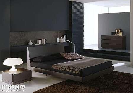 Итальянская мебель Vittoria - кровать  Modo