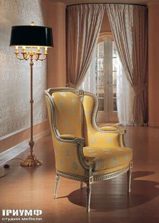 Итальянская мебель Silik - Кресло Bergeres