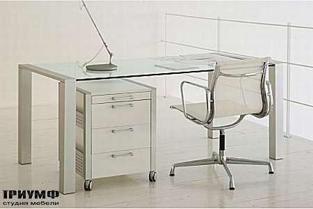 Итальянская мебель Gallotti & Radice - Письменный стол New Link