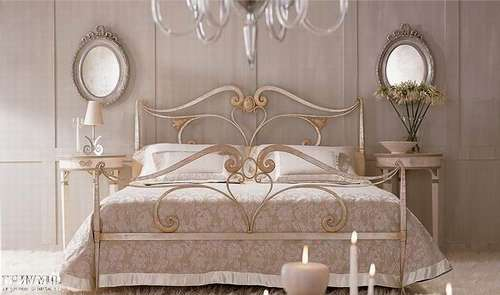 Спальня кованая тонированная Ducale