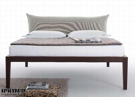 Итальянская мебель Orizzonti - кровать Moheli 5