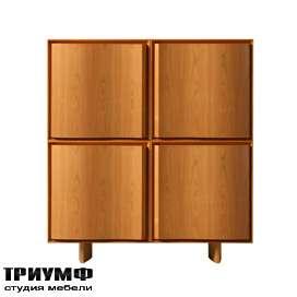 Итальянская мебель Morelato - Комод 4 секции