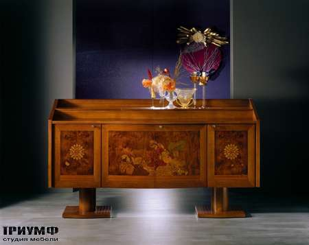 Итальянская мебель Carpanelli Spa - Тумба Le Colonne CR23
