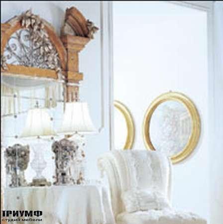 Итальянская мебель Jumbo Collection - Зеркало Piranesi