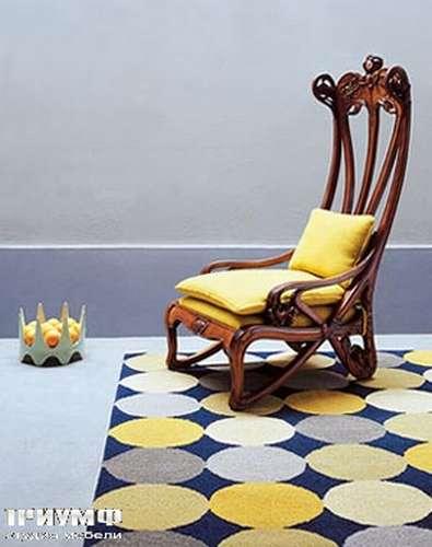 Итальянская мебель Medea - Кресло для отдыха, коллекция Liberty