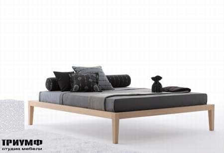 Итальянская мебель Orizzonti - кровать Moheli Sommier 1
