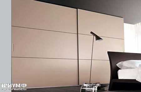 Итальянская мебель Olivieri - Шкаф с широкими распашными дверьми Antone scorrevole