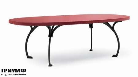 Итальянская мебель Poltrona Frau - стол Sangirolamo