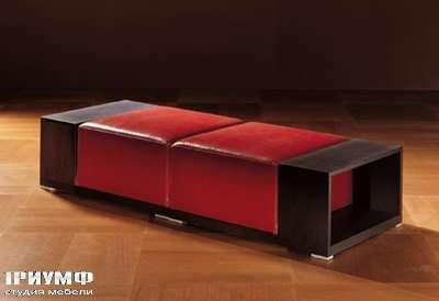 Итальянская мебель Longhi - пуф imtrend