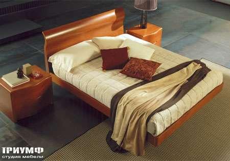 Итальянская мебель Vittoria - кровать  Onda