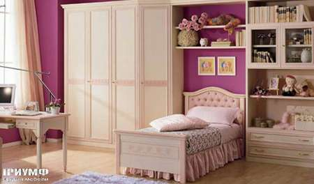 Итальянская мебель Ferretti e Ferretti - Шкаф для детской, happy night