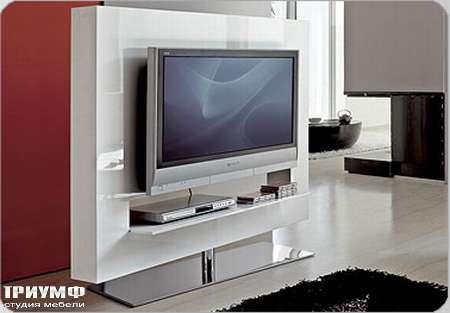 Итальянская мебель Bonaldo - тумба под ТВ Panorama