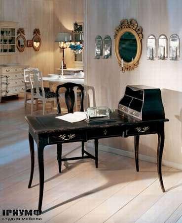 Итальянская мебель Salda -  Письменный стол  COD: 8535