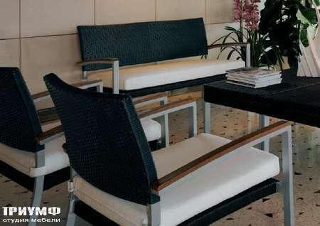 Итальянская мебель Varaschin - сиденье Victor