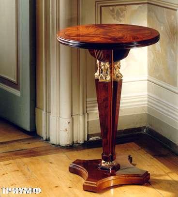 Итальянская мебель Colombo Mobili - Столик в имперском стиле арт.140.50 кол. Leoncavallo