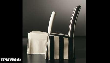 Итальянская мебель Meridiani - стул Taylor