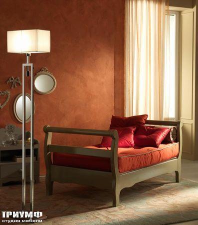 Итальянская мебель De Baggis - Dormeuse