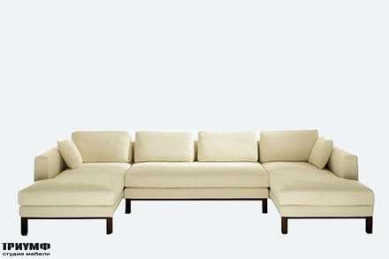 Итальянская мебель Driade - Диван угловой, п-образный