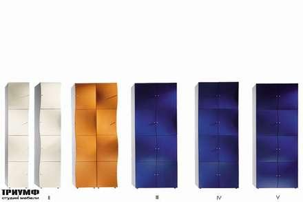 Итальянская мебель Driade - Шкафы серии Blister