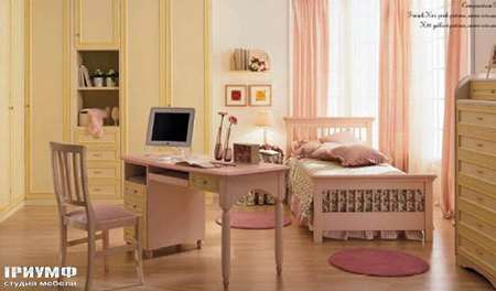 Итальянская мебель Ferretti e Ferretti - Комната для принцессы, happy night