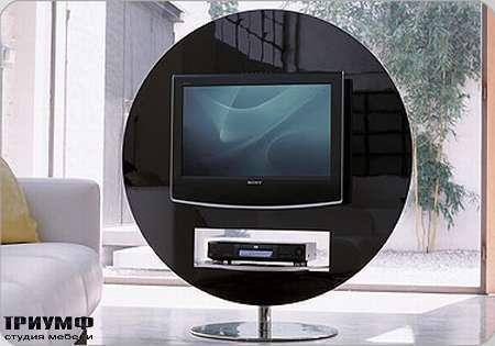 Итальянская мебель Bonaldo - тумба под ТВ Vision