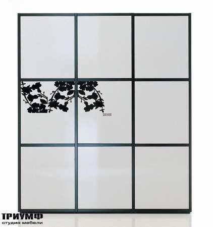 Итальянская мебель Moda by Mode - Шкаф Chic с 3 дверцами