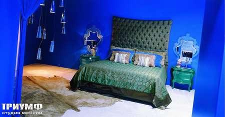 Итальянская мебель Creazioni - Кровать Biscotto Cm 185x208xh.194 ART.CR-642-IC