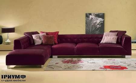 Итальянская мебель Valdichienti - Диван gordon_sq_1
