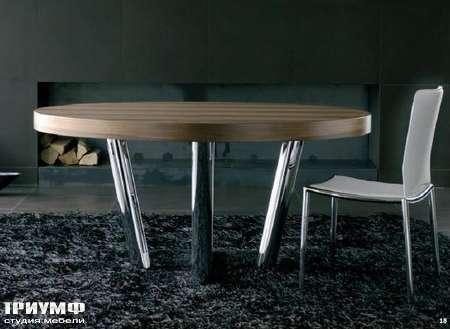 Итальянская мебель Varaschin - стол Made