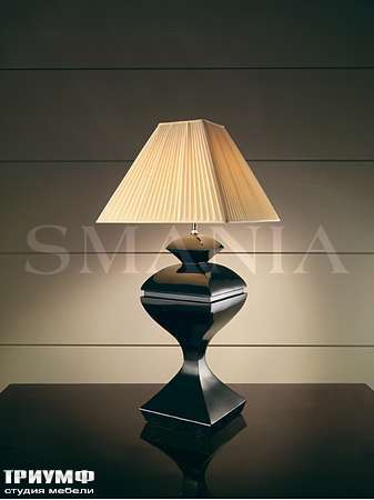 Итальянская мебель Smania - Настольная лампа Agata