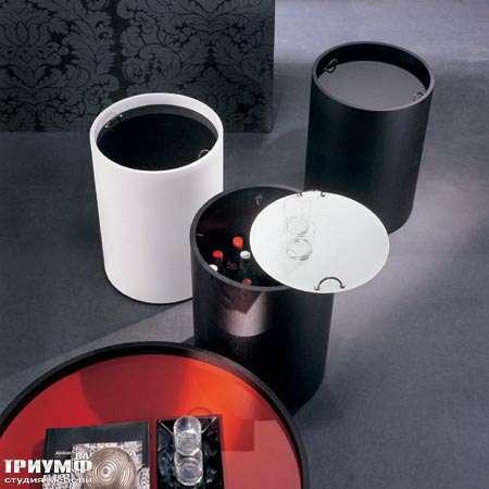 Итальянская мебель Porada - Прикроватная тумба-стол bisbubble