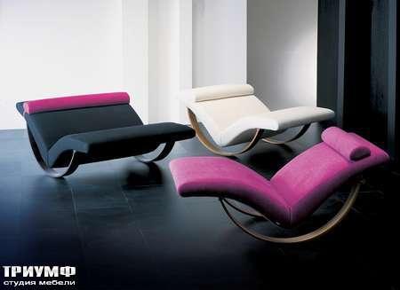 Итальянская мебель Giovannetti - Кресло-качалка Gabbiano
