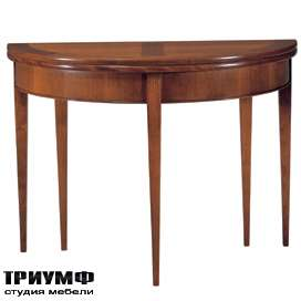 Итальянская мебель Morelato - Складной стол-консоль кол. Biedermeier