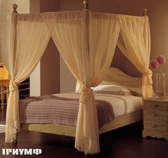 Итальянская мебель De Baggis - Кровать L0744