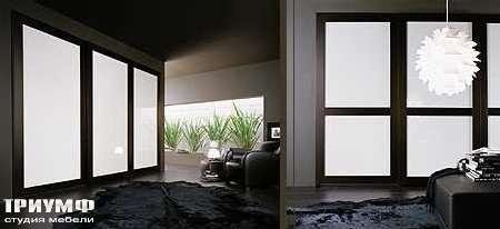Итальянская мебель Map - Шкаф Inside Dream раздвижные двери