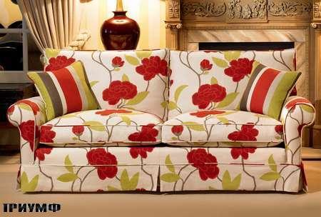 Английская мебель Duresta - диван NICKY
