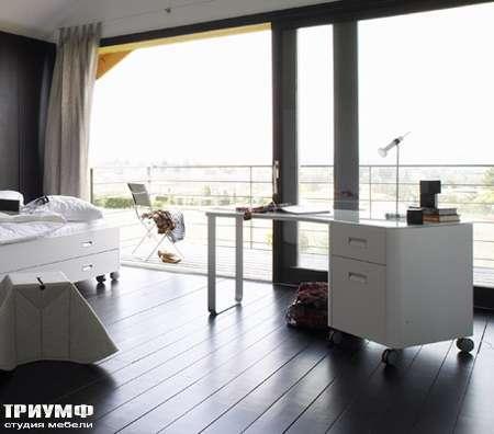 Итальянская мебель Ligne Roset - Стол Travel Studio