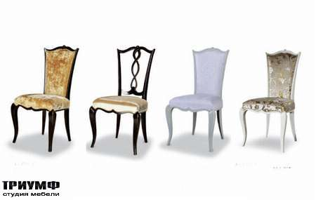 Итальянская мебель Giorgio Casa - memorie veneziane стулья