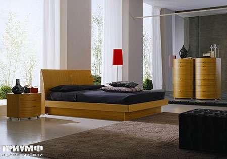 Итальянская мебель Vittoria - кровать  Silhouette