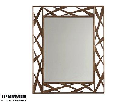 Американская мебель Lexington - Arris Metal Mirror