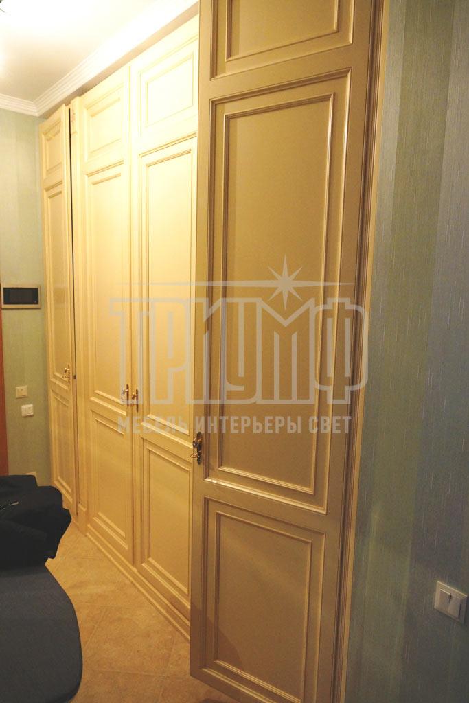Квартира на Ленинском проспекте. Студия Триумф