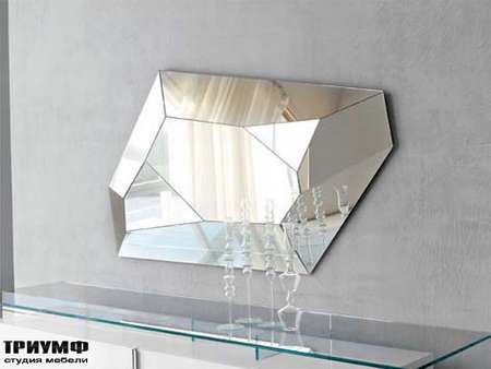 Итальянская мебель Cattelan Italia - Зеркало Diamond