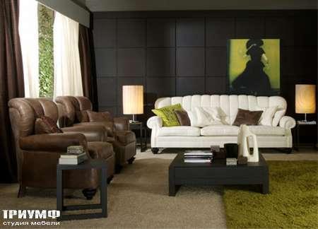 Итальянская мебель Mobilidea - Диван jaqueline арт.5533