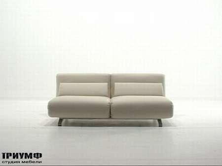 Итальянская мебель Futura - Диван трансформер Le Vele Video